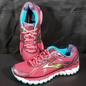 Brooks Shoes - Brooks Adrenaline GTS 15 Raspberry Size 9.5